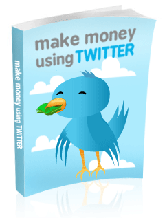 Make Money online using Twitter